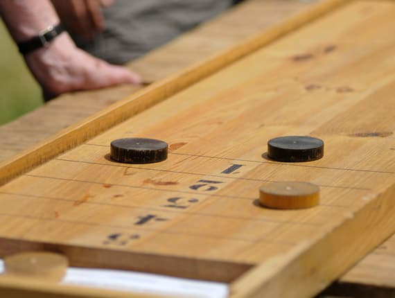 jeu traditionnel en bois