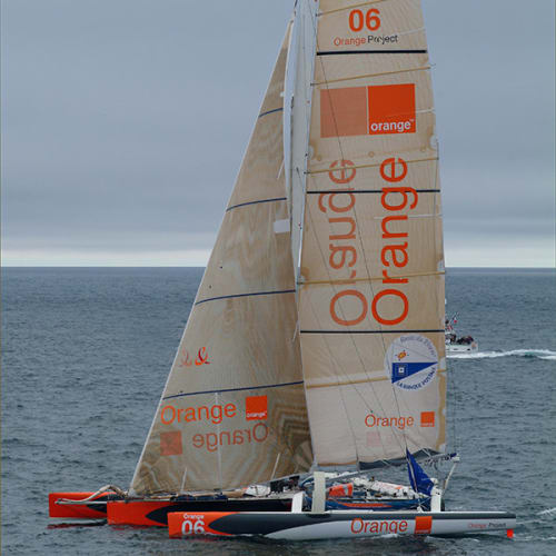 Trimaran 'Orange Project'