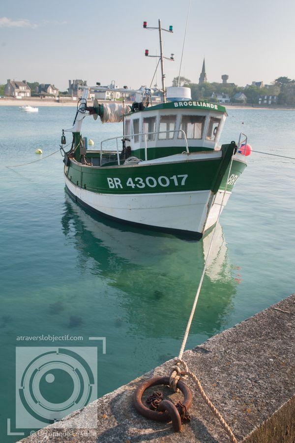 bateau de peche morlaix